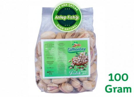 Gülhanbey 100 Gram Antep Fýstýðý
